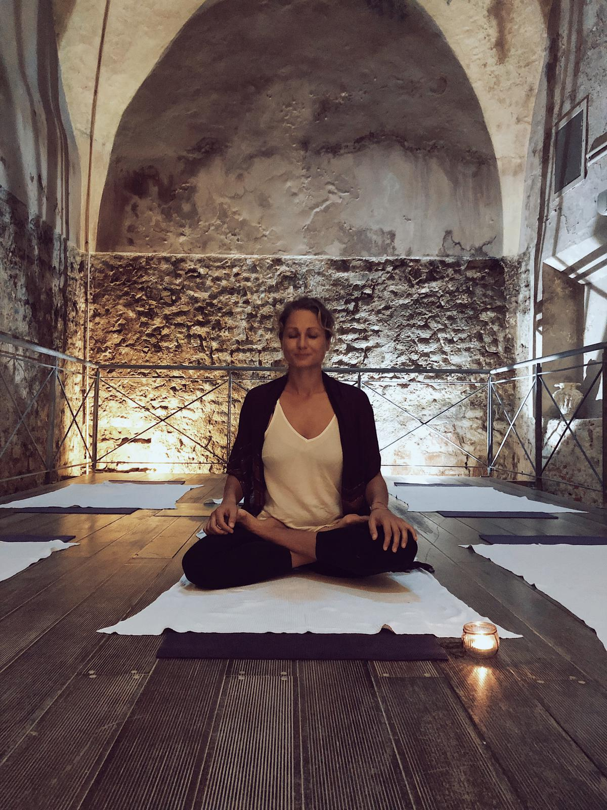 Terme e Yoga
