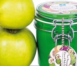 Trattamento Fruit Massage al Succo di Mela Verde